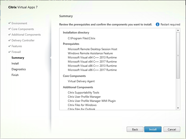 022820 0146 HowtoInstal52 - How to Install Citrix Virtual Apps 7 1909 at Microsoft Windows Server 2019 #Citrix #Virtual Apps #Windows Server 2019 #Microsoft