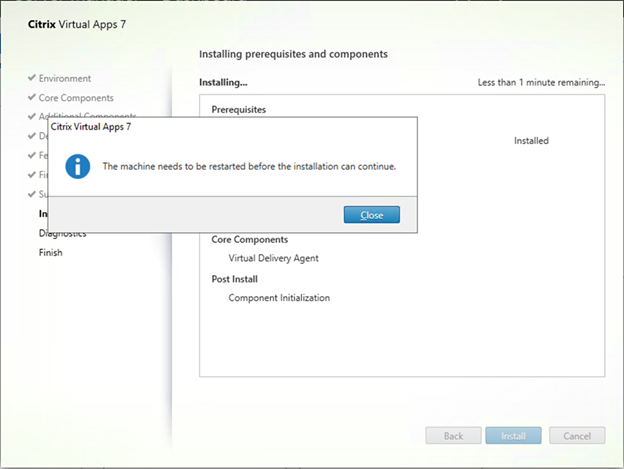 022820 0146 HowtoInstal53 - How to Install Citrix Virtual Apps 7 1909 at Microsoft Windows Server 2019 #Citrix #Virtual Apps #Windows Server 2019 #Microsoft