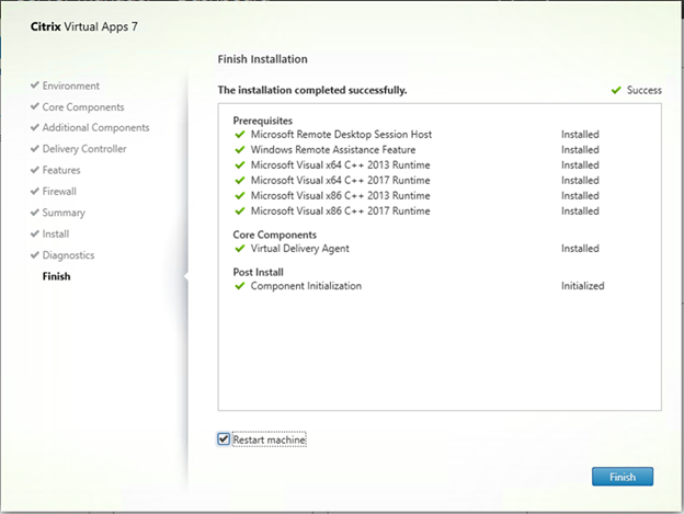 022820 0146 HowtoInstal55 - How to Install Citrix Virtual Apps 7 1909 at Microsoft Windows Server 2019 #Citrix #Virtual Apps #Windows Server 2019 #Microsoft
