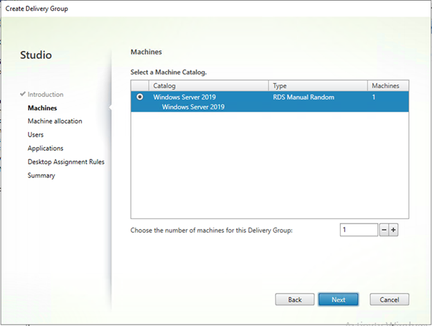 022820 0146 HowtoInstal58 - How to Install Citrix Virtual Apps 7 1909 at Microsoft Windows Server 2019 #Citrix #Virtual Apps #Windows Server 2019 #Microsoft