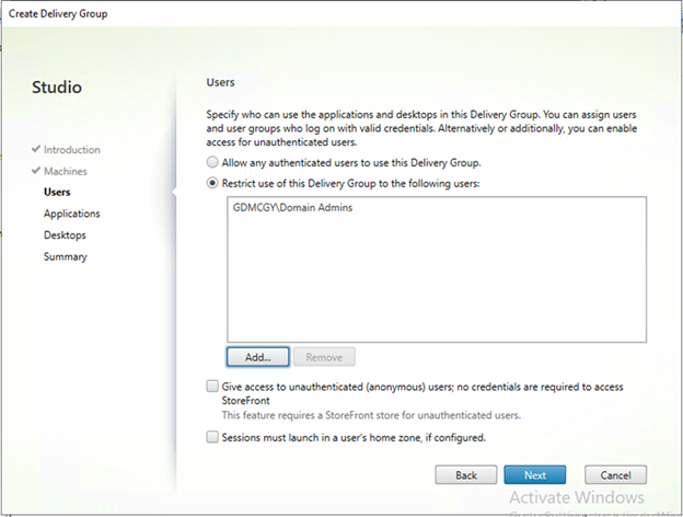 022820 0146 HowtoInstal61 - How to Install Citrix Virtual Apps 7 1909 at Microsoft Windows Server 2019 #Citrix #Virtual Apps #Windows Server 2019 #Microsoft
