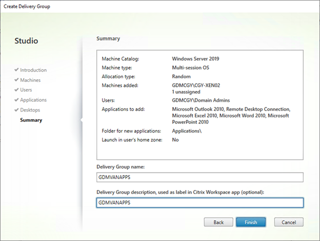 022820 0146 HowtoInstal66 - How to Install Citrix Virtual Apps 7 1909 at Microsoft Windows Server 2019 #Citrix #Virtual Apps #Windows Server 2019 #Microsoft