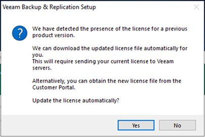 030620 1843 HowtoInstal10 - How to Install (Upgrade) Veeam Backup and Replication V10 #Veeam #VBR 10 #Hyper-V #WINDOWSERVER #Azure