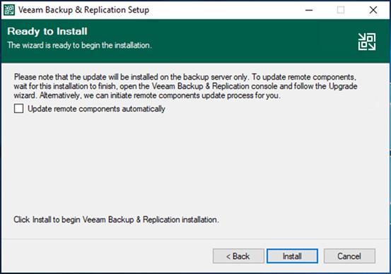 030620 1843 HowtoInstal14 - How to Install (Upgrade) Veeam Backup and Replication V10 #Veeam #VBR 10 #Hyper-V #WINDOWSERVER #Azure