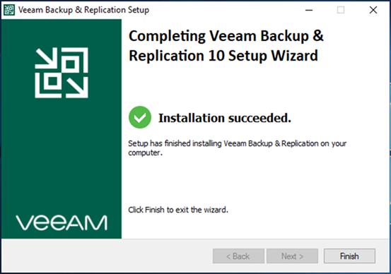 030620 1843 HowtoInstal15 - How to Install (Upgrade) Veeam Backup and Replication V10 #Veeam #VBR 10 #Hyper-V #WINDOWSERVER #Azure