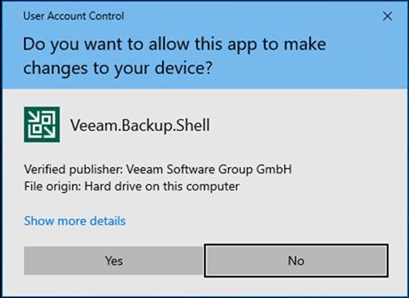 030620 1843 HowtoInstal17 - How to Install (Upgrade) Veeam Backup and Replication V10 #Veeam #VBR 10 #Hyper-V #WINDOWSERVER #Azure