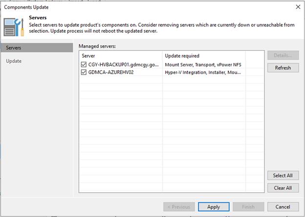 030620 1843 HowtoInstal19 - How to Install (Upgrade) Veeam Backup and Replication V10 #Veeam #VBR 10 #Hyper-V #WINDOWSERVER #Azure