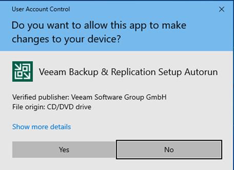 030620 1843 HowtoInstal5 - How to Install (Upgrade) Veeam Backup and Replication V10 #Veeam #VBR 10 #Hyper-V #WINDOWSERVER #Azure