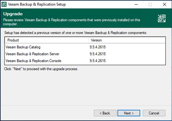 030620 1843 HowtoInstal8 - How to Install (Upgrade) Veeam Backup and Replication V10 #Veeam #VBR 10 #Hyper-V #WINDOWSERVER #Azure