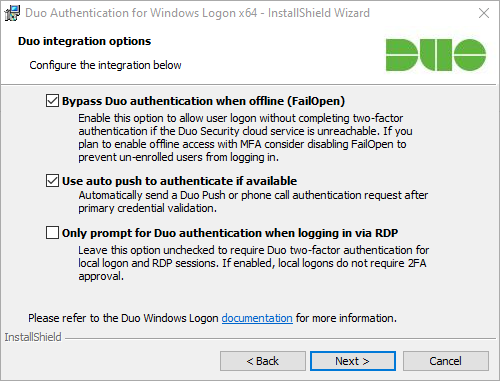 100320 0333 HowtoConfig30 - How to Configure two-factor authentication to Remote Desktop and local logons and credentialed UAC elevation prompts for free #Cisco #DUO # Remote Desktop Services #Microsoft #2FA #UAC #Free #mvphour