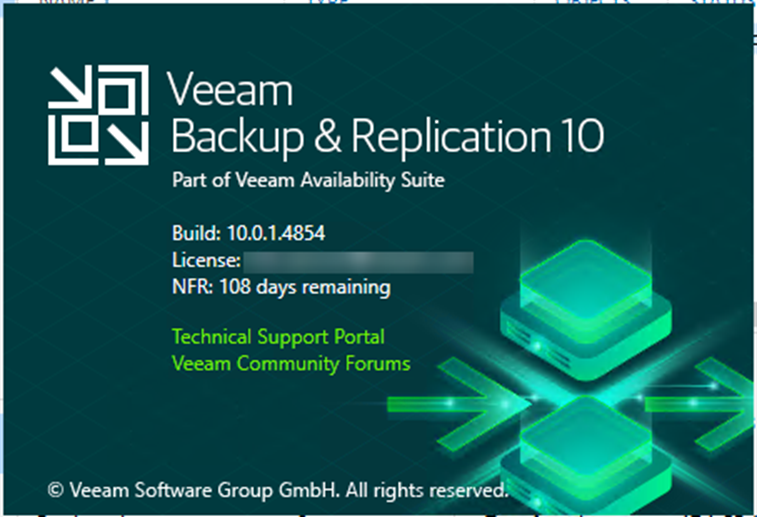 100320 1854 HowtoInstal24 - How to Install (Upgrade) Veeam Backup and Replication V10a #Veeam #VBR 10a #Hyper-V #WINDOWSERVER #Azure #AWS #NAS #VMWARE #vCloud #Azure Stack #Linux