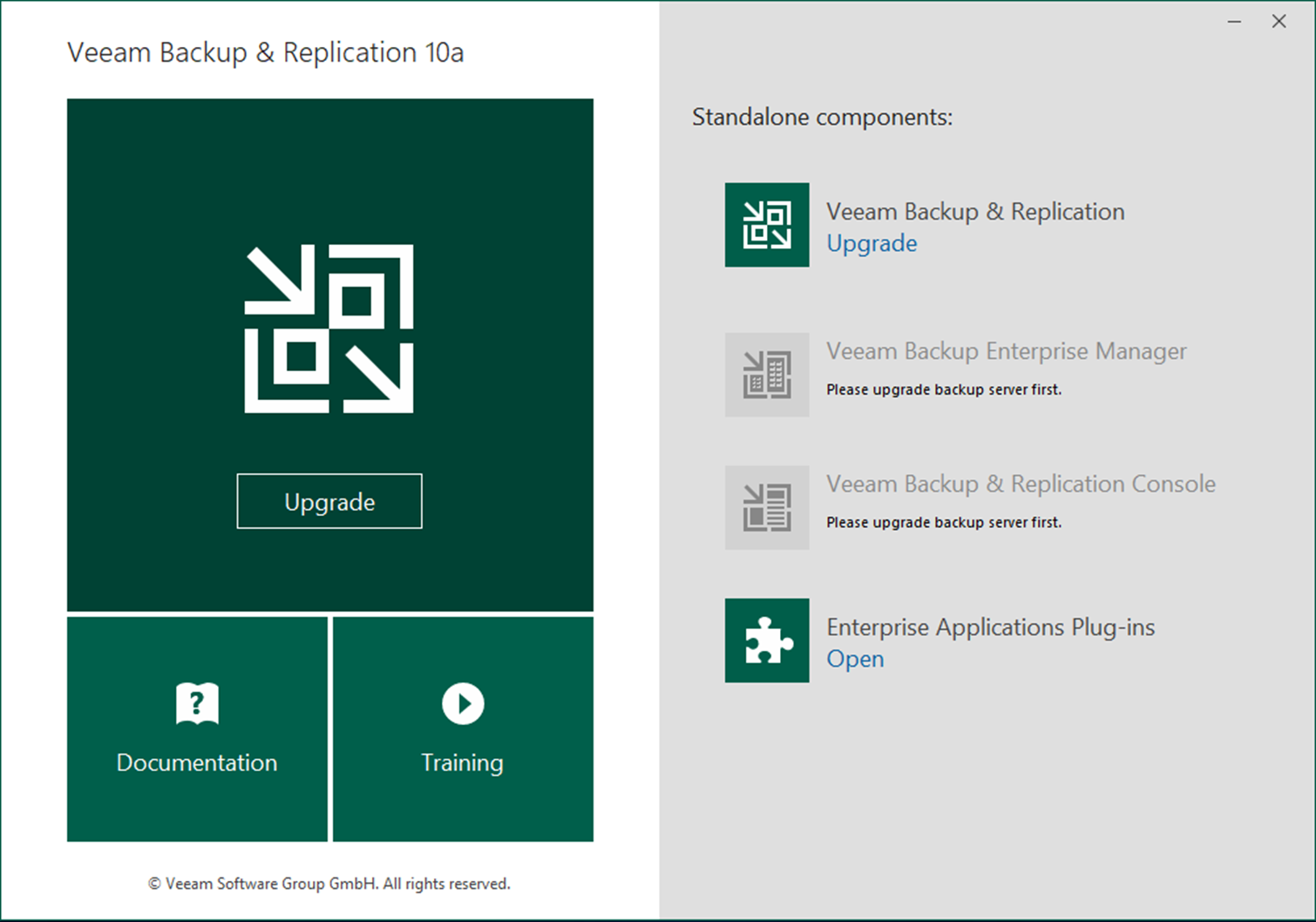 100320 1854 HowtoInstal7 - How to Install (Upgrade) Veeam Backup and Replication V10a #Veeam #VBR 10a #Hyper-V #WINDOWSERVER #Azure #AWS #NAS #VMWARE #vCloud #Azure Stack #Linux