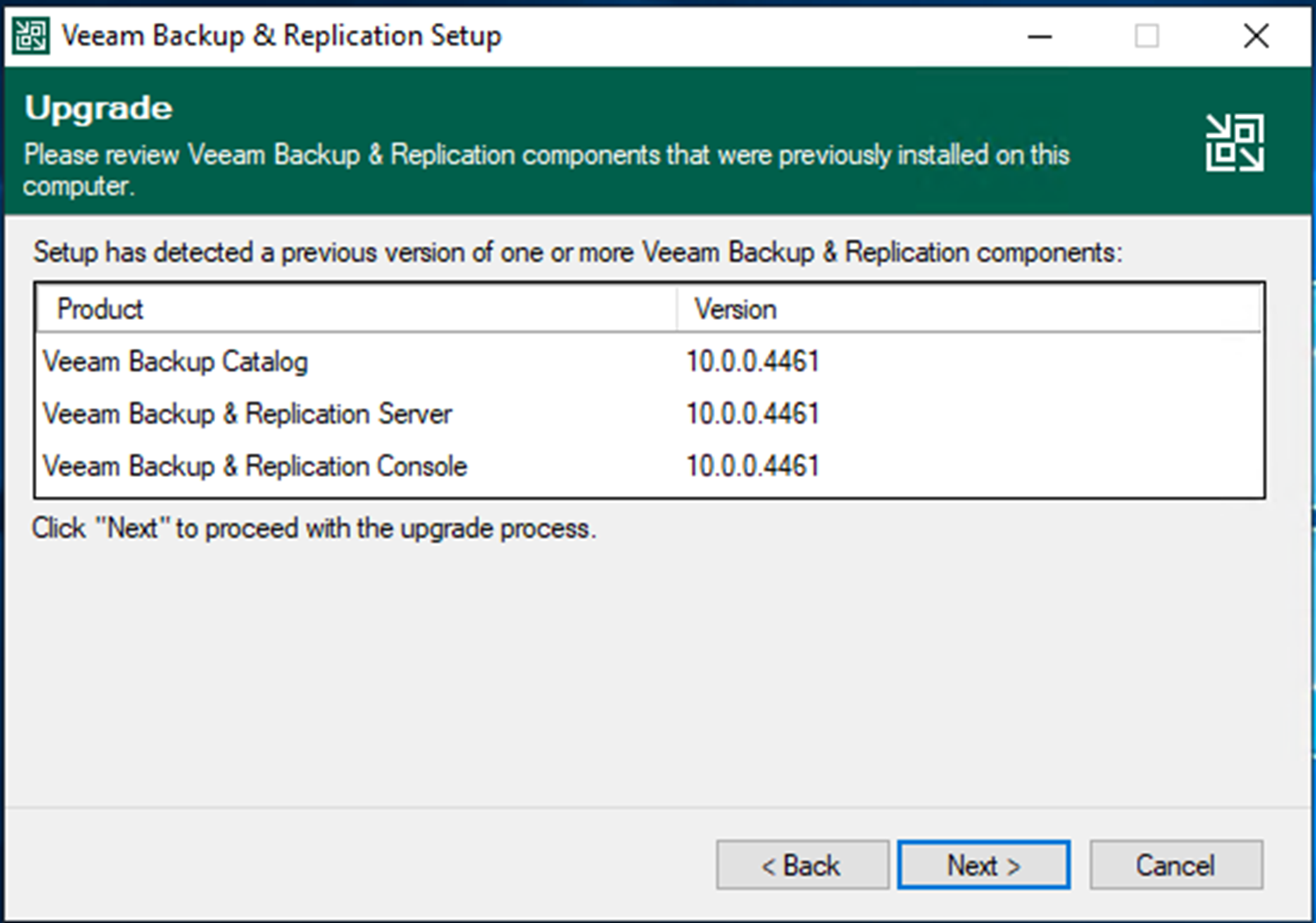 100320 1854 HowtoInstal9 - How to Install (Upgrade) Veeam Backup and Replication V10a #Veeam #VBR 10a #Hyper-V #WINDOWSERVER #Azure #AWS #NAS #VMWARE #vCloud #Azure Stack #Linux