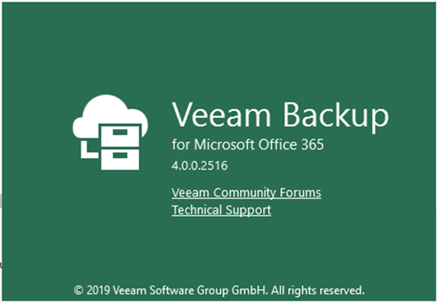 100320 2346 HowtoUpgrad3 - How to Upgrade Veeam Backup for Microsoft Office 365 to V4c Day 0 Update #Veeam #Office365 #Backup #Mvphour